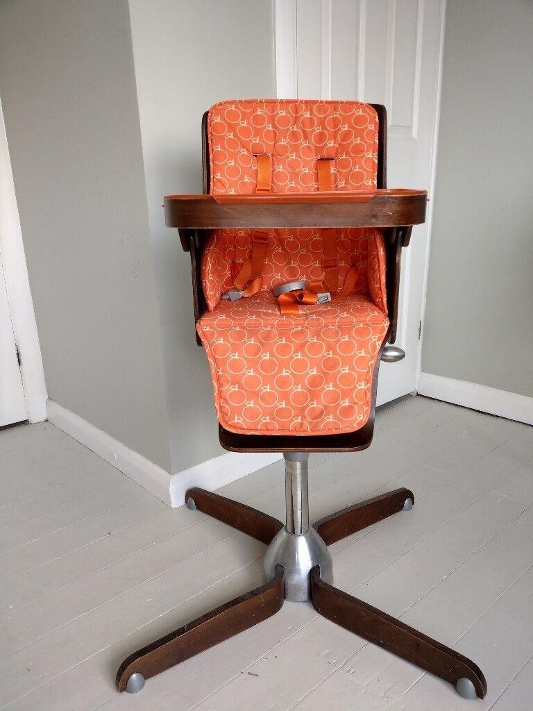 Cosatto Trof retro high chair | in Sunbury-on-Thames, Surrey | Gumtree