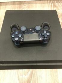 PS4 Slim 500gb with 500 million Controller
