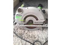 Bundle Skill saw plus 4 inch twin grinder