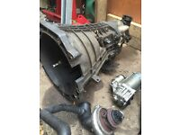 Ford transit parts Gearbox/turbo/starter Motor etc