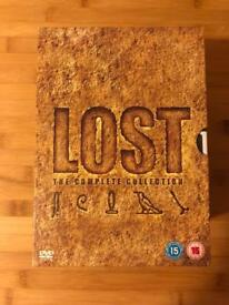 Lost box set - the complete collection on DVD - series 1 - 6