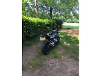 Bmw s1000r back tyre is flat besides that drives like a dream