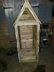 HANDMADE LOG STORES TO SUIT YOU..!!