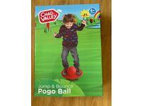 Chad Valley Kids' Pogo Ball