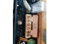 Antique Button Set