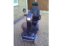 rascal 650 mobility scooter reduced by 100 for quick sale bargain