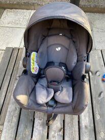 Infant Car Seat - Joie I-gemm