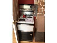Belling vintage cooker oven