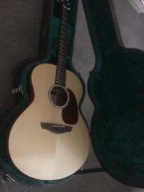 Faith FKNE All Solid Wood Electro Acoustic Guitar