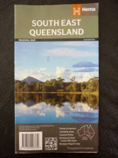 Road Maps - South East Queensland by Hema Maps