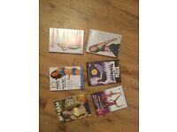 Dvd's. Various fitness dvd's