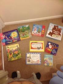 Job lot of children's books including Practise Your Phonics set of 20 books RRP £126