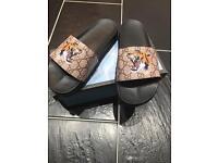Gucci Sliders (Louis Vuitton Versace Moncler Chanel)