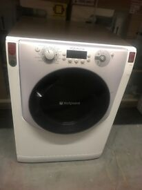 11KG WHITE HOTPOINT WASHING MACHINE