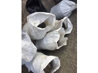 Free bags of topsoil