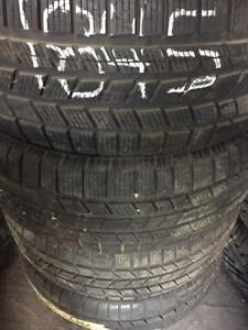 245/45/20 x4 PIRELLI  8/32 winter ****SPECIAL INSTALLATION INCLUDED*****