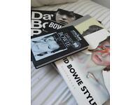 David Bowie books