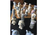 Blue nose friends Bundle - 31 characters.