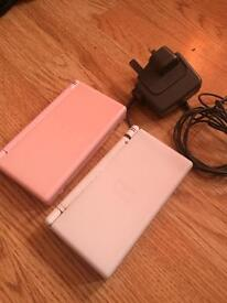 Two Nintendo DS for spare or Repair