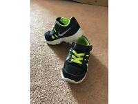 Nike childrens boys shoes
