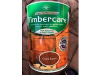 TIBER CARE ( FOREST BROWN.