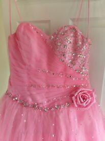 Veni Infantino (Ronald Joyce) Prom Dress