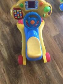 Vtech Baby/Toddler Scooter