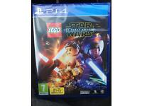 Lego Starwars: The Force Awakens (Brand New) PS4