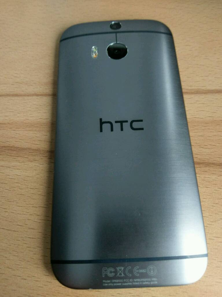 HTC One M8. Simfreein Linwood, RenfrewshireGumtree - HTC One M8 Gun Metal Grey in bery good condition. Tempered glass screen protector applied. Unlocked to any network. It rins latest Android 6.0 Marshmallow. Comes with charger and usb lead