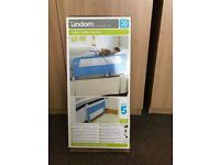 Lindam bed guard new with box
