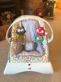 Fisher Price Comfort Curve Baby Bouncer