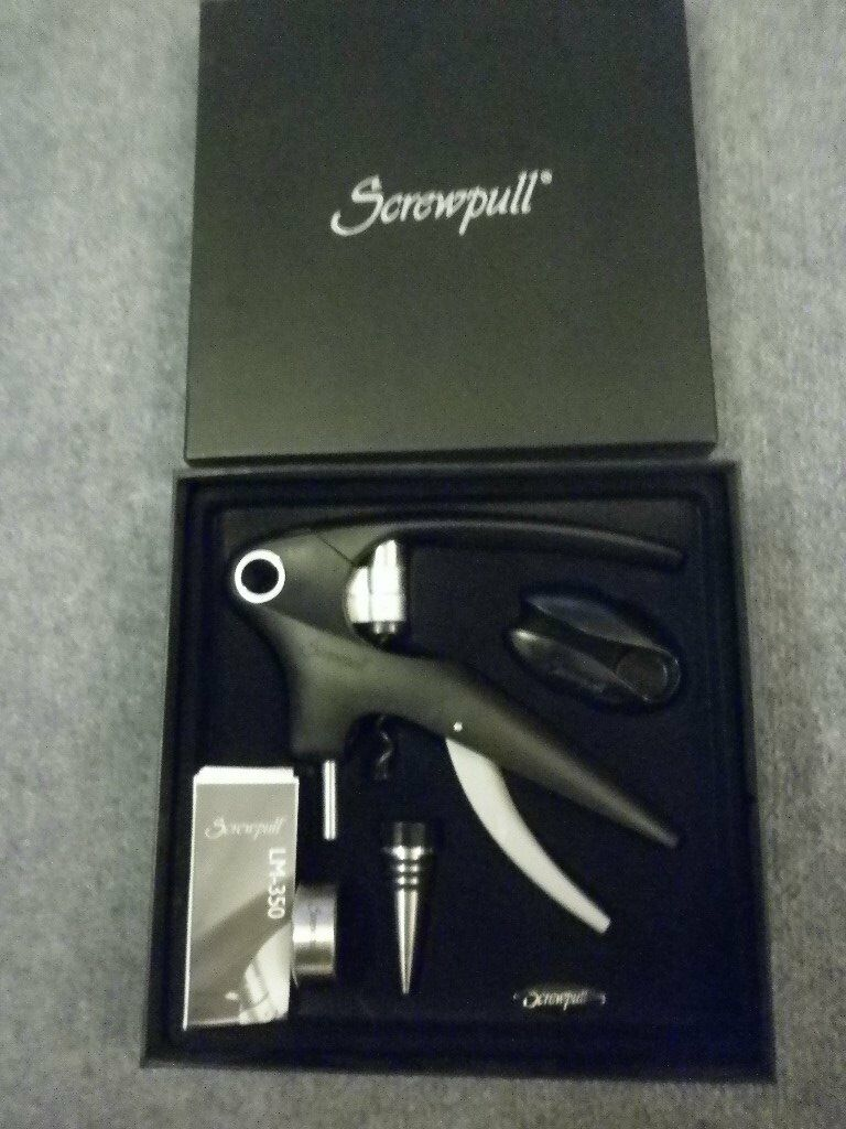 NEW boxed SCREWPULL LM-350