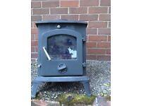 mazona aston 5.5 Kw multi fuel burner stove