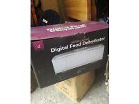 Andrew James digital food dehydrator