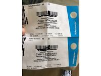 chilly gonzales ticket/s (1 or 2) Southbank London Monday 10th September