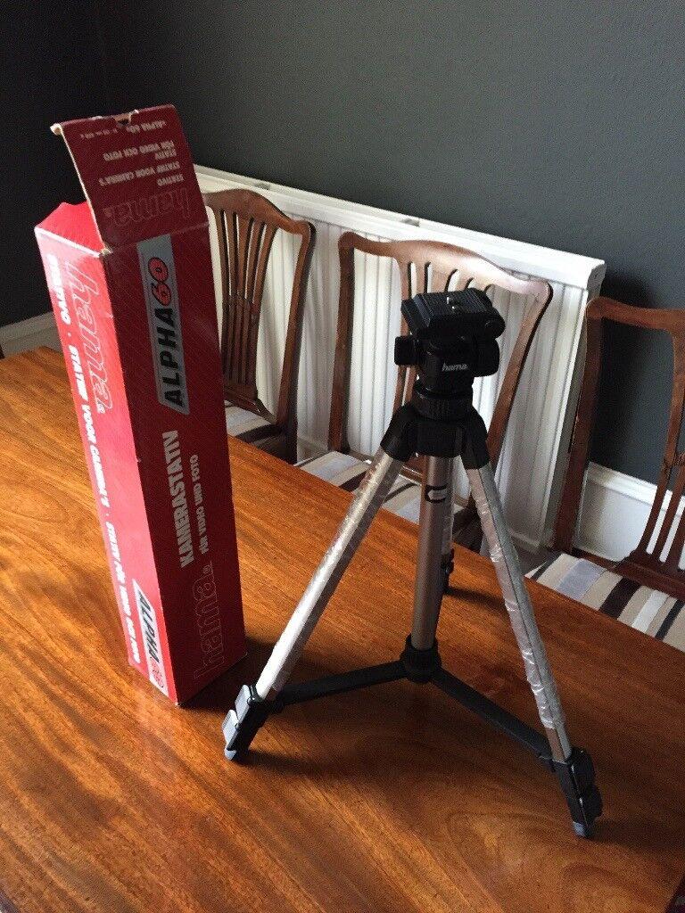 Hama Alpha 60 Camera Tripod for sale.