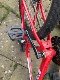 MuddyFox Rebel - £45 Reduced for quick sale.