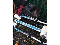Rowing machine £10