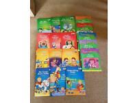 First reader children's books