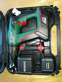 Parkside cordless hammer drill & Prouser driver-drill
