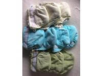Thirsties Reusable Nappies - Medium