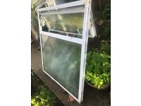 Used Frosted double glazed window