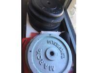 200 kg iron plates