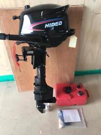 Hidea 5hp outboard engine , mercury , Suzuki , aux