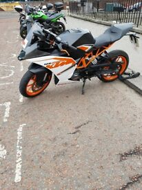 KTM RC125 MOTORBIKE FOR SALE!!!