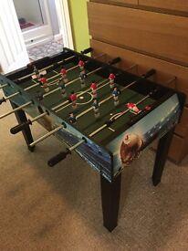 Football Table.