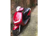 Excellent VIVACITY 3 50cc - first to see will buy..