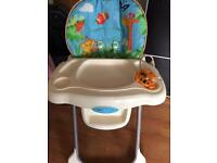 Reduced !!!! Fisher Price Highchair