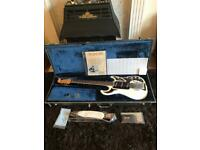 "Burns Marvin ""Anniversary"" guitar inc case. Mint,"