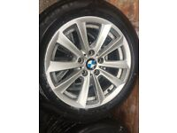 "Bmw 5 series 17"" alloys"